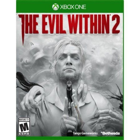 The Evil Within 2 Xbox One MIDIA FISICA