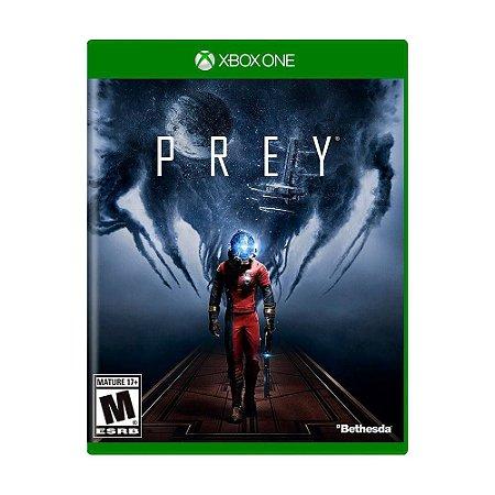 Prey Xbox One MIDIA FISICA