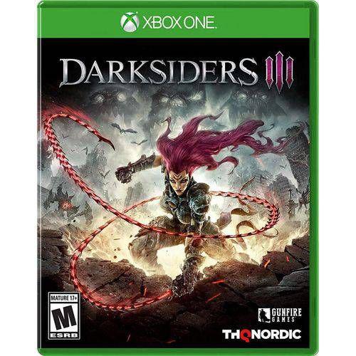 Darksiders 3 Xbox One MIDIA FISICA