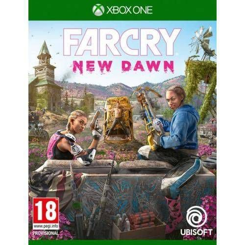 Far Cry New Dawn Xbox One MIDIA FISICA