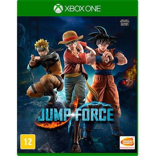 Jump Force Xbox one MIDIA FISICA