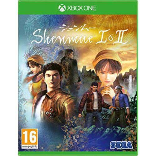 Shenmue I & II Xbox One MIDIA FISICA