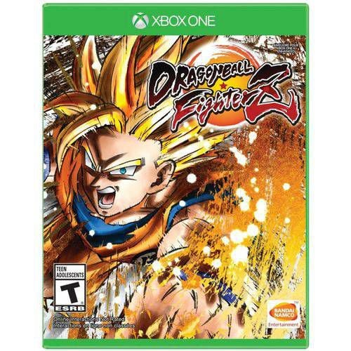 Dragon Ball Fighter Z Xbox One MIDIA FISICA