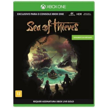 Sea of Thieves Xbox One MIDIA FISICA
