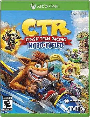 Crash Team Racing Nitro Fueled Xbox One MIDIA FISICA