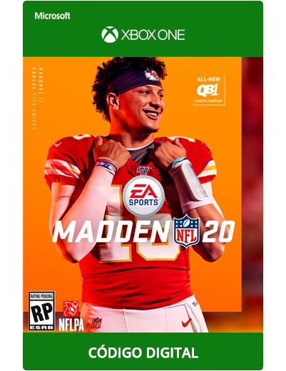 Madden NFL 20 Xbox One