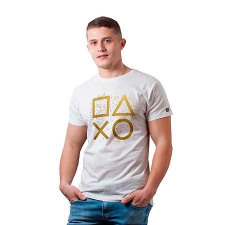 Camiseta Playstation DAYS OF PLAY (Produto Licenciado Sony)