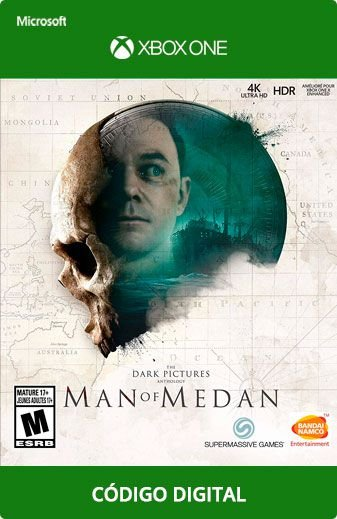 The Dark Pictures Anthology: Man of Medan Xbox One