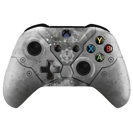 Controle Sem Fio para Xbox One Customizado Gears 5