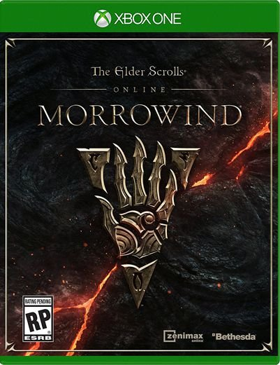 The Elder Scrolls Online: Morrowind Xbox One Mídia Física