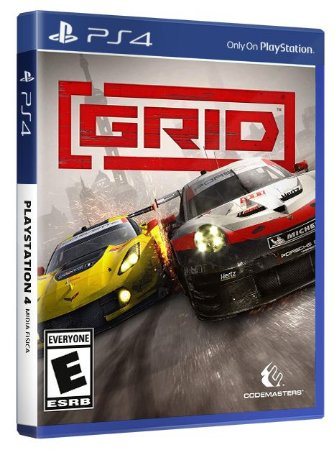 Grid PS4 Mídia Física