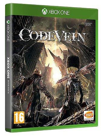 Code Vein Xbox One Mídia Física