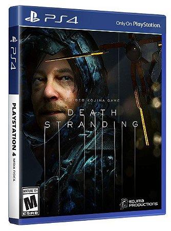 Death Stranding PS4 Mídia Física
