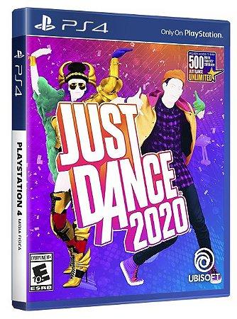 Just Dance 2020 PS4 Mídia Fisica