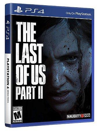 The Last Of Us 2 PS4 Mídia Física