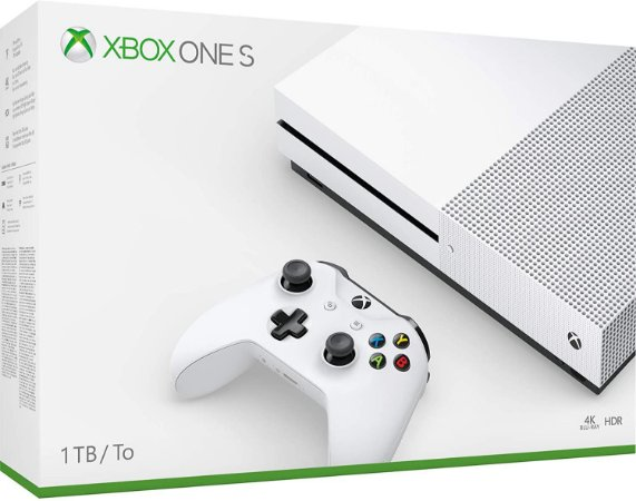 Console Xbox One S 1tb Nacional