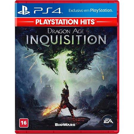 Dragon Age Inquisition PS4 Midia Física