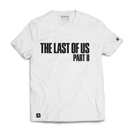 Camiseta The Last Of Us Parte II