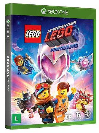 Uma aventura Lego 2 Xbox One Midia Fisica