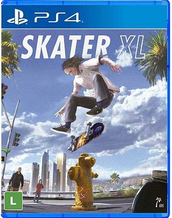 Skater Xl PS4 Midia Fisica