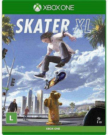 Skater Xl Xbox One Midia fisica