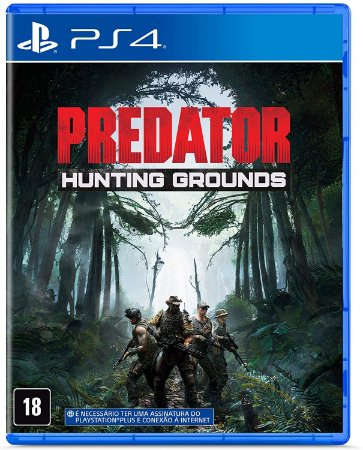 Predator Hunting Grounds PS4 Midia Fisica