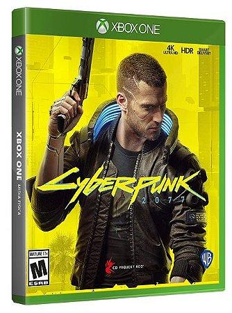 Cyberpunk 2077 Xbox One Mídia Física