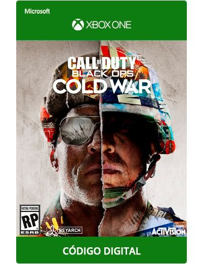 Call Of Duty Black Ops: Cold War Xbox One