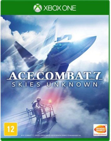 Ace Combat 7 Skies Unknown Xbox One Midia Fisica