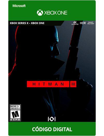 Hitman 2 Xbox One S|X