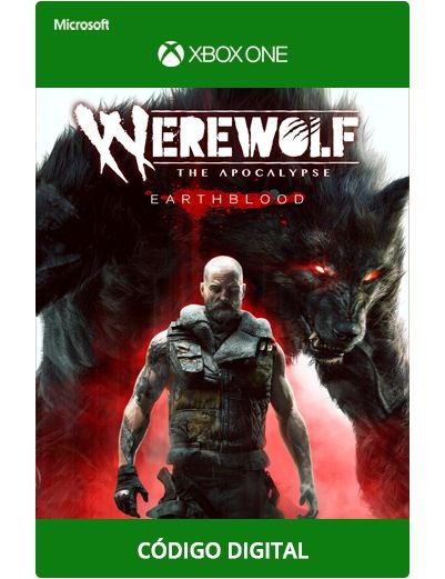 Werewolf The Apocalypse - Earthblood Xbox One S|X