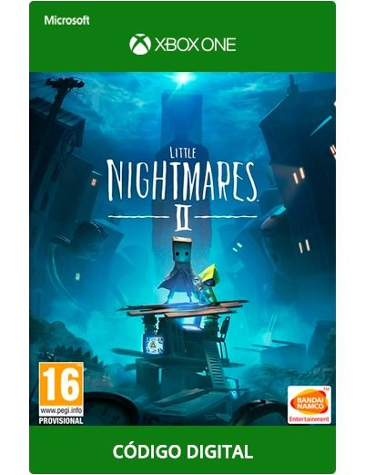 Little Nightmares II Xbox One S|X