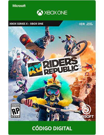 Riders Republic Xbox One S|X
