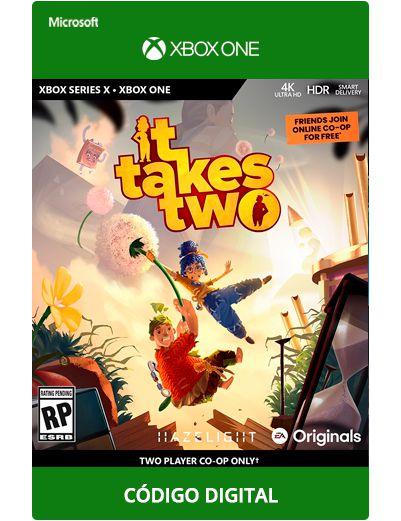 It Takes Two Xbox One S|X