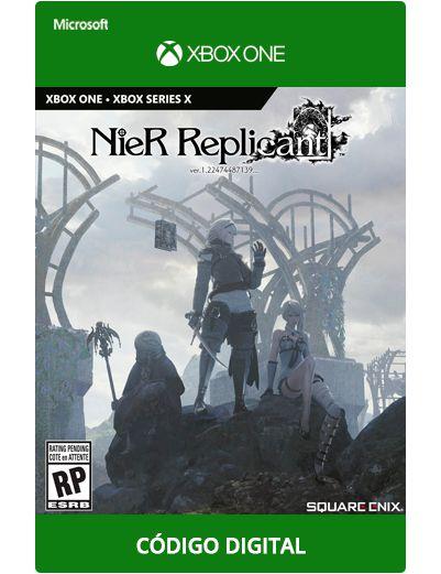 NieR Replicant Xbox One S X