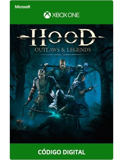 Hood: Outlaws & Legends Xbox One S|X