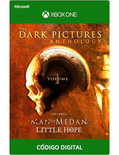 The Dark Pictures: Little Hope & Man Of Medan Xbox One S|X