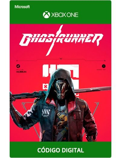 Ghostrunner Xbox One S|X