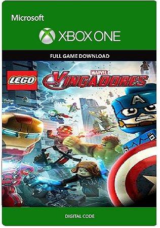 LEGO Marvels Vingadores Xbox One