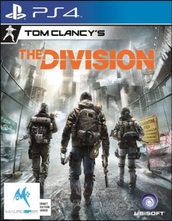 Tom Clancy's The Division PS4 MIDIA FISICA