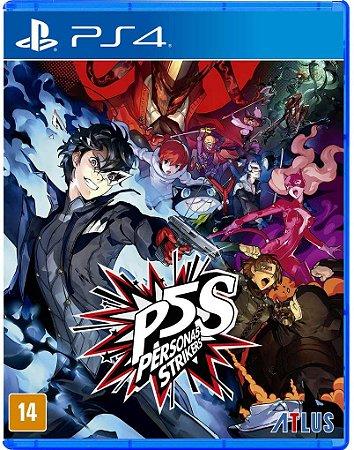 Persona 5 Strikers PS4 Midia fisica