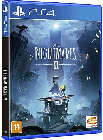 Little Nightmares 2 PS4 Midia Fisica