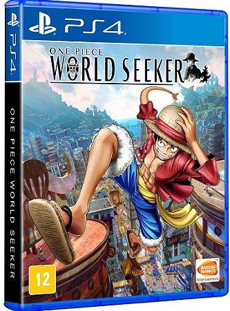 One Piece World Seeker PS4 Midia Fisica