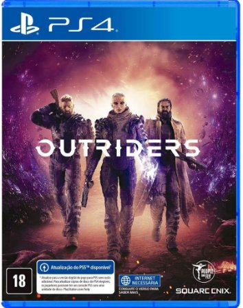 Outriders PS4 Midia Fisica