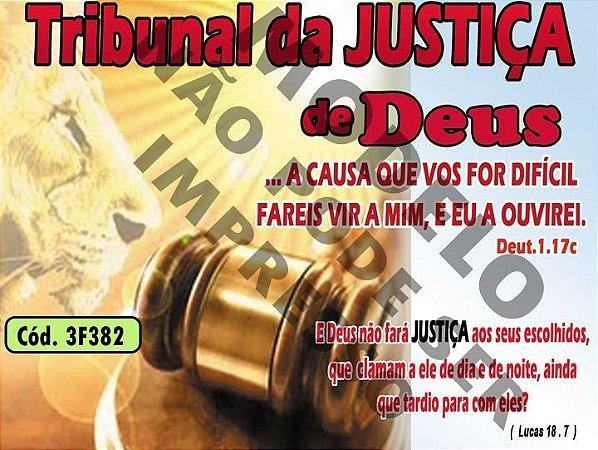 envelope tribunal de justi u00e7a de deus