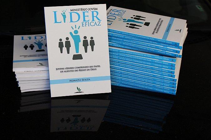 Livro Impresso - MINISTÉRIO JOVEM - LÍDER EFICAZ