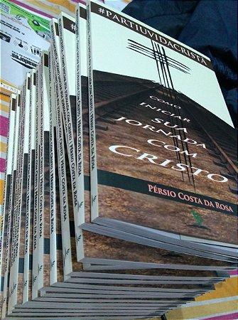 Livro Impresso - #PARTIUVIDACRISTÃ