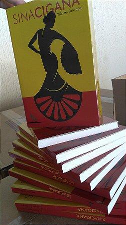 Livro Impresso - Sina Cigana