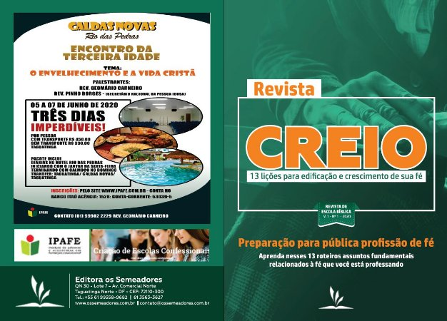Revista CREIO