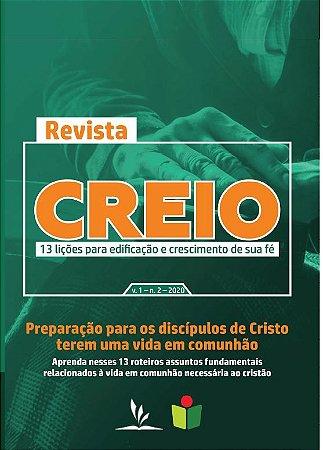 Revista CREIO - Ano 1 - Vol 2